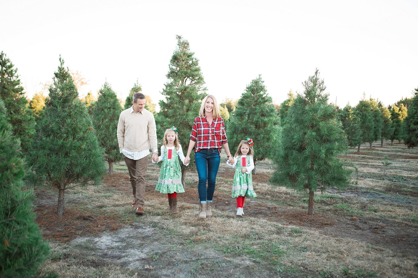 Christmas Tree Farm Photography.2017 Christmas Tree Farm Mini Sessions North Dallas