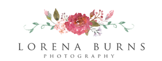 Lorena Burns Photography logo